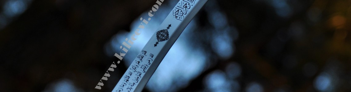 Yatağan Kılıcı Sağlam Ve Kaliteli