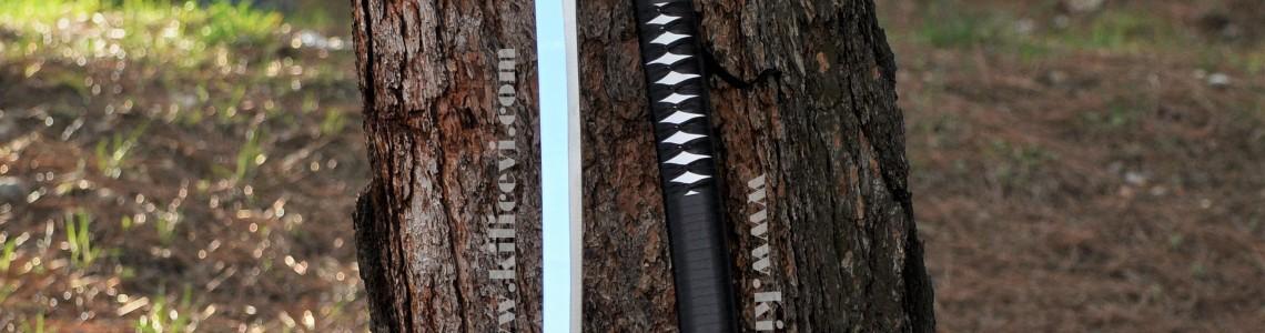 Türkiye'de Katana Samuray Kılıcı Üretimi