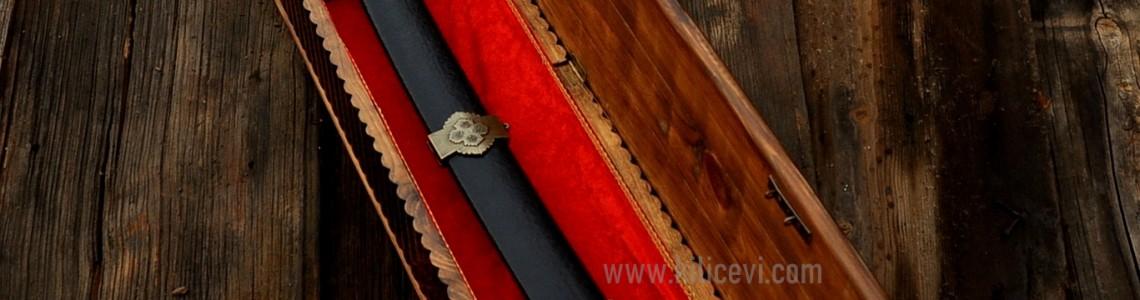 Damascus Çeliği Kılıç
