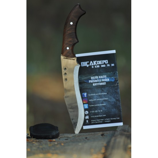 Bushcraft Bıçak