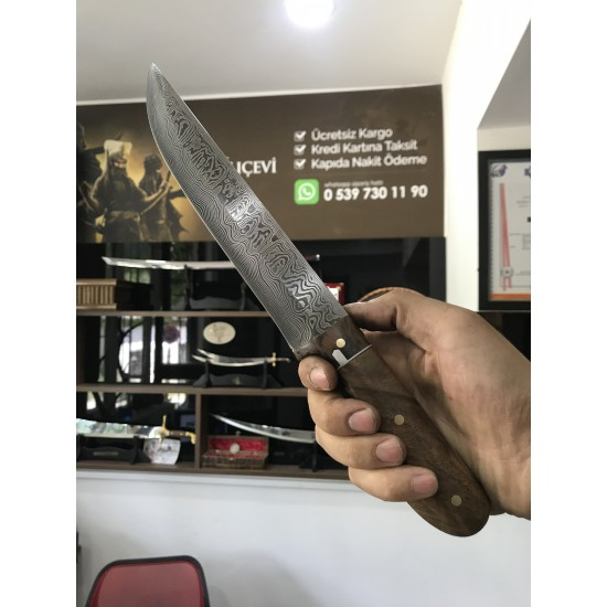 Damascus Bıçak